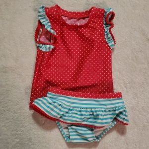 Two Piece Swimsuit - 18 mo